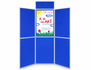 PVC Folding Display Boards