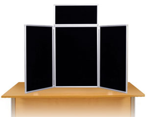 Desktop Display Boards