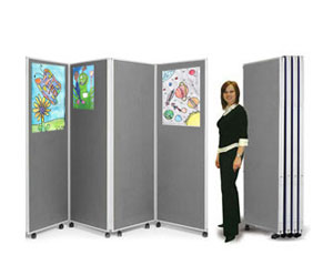 Concertina Screens & Room Dividers