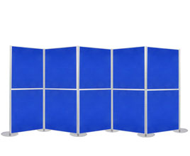 10 Panel Modular Display - 1m x 1m Boards
