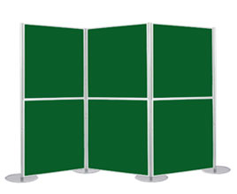 6 Panel Modular Display - 1m x 1m Boards