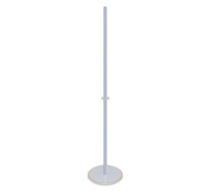 Pole & Base Set \n A0 Elevated Landscape